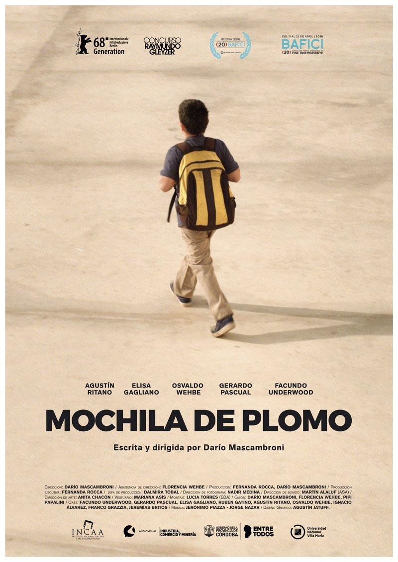 MOCHILA DE PLOMO